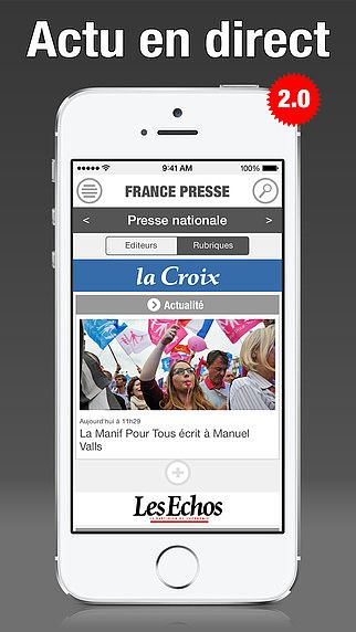 France Presse pour mac