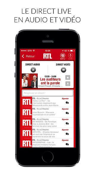 RTL pour mac