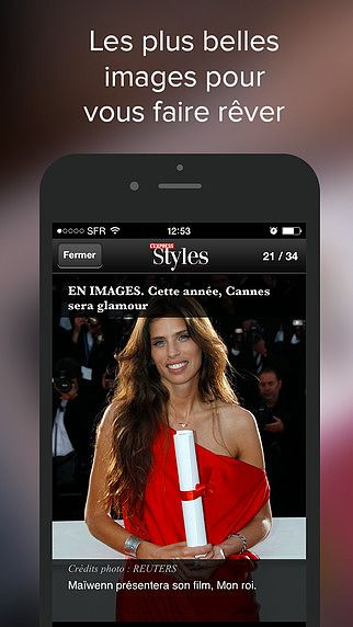 L'Express Styles : mode, people et tendances pour mac