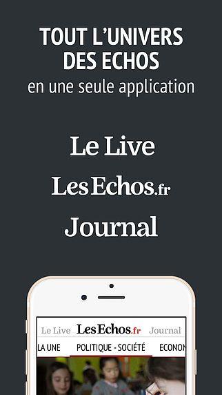 Les Echos - l'actualité éco en direct en France et à l'internati pour mac