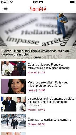 Clicanoo - Journal de l'île de la Réunion pour mac