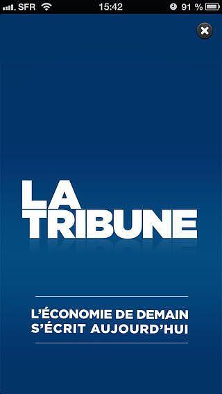 La Tribune - L'actualité pour mac