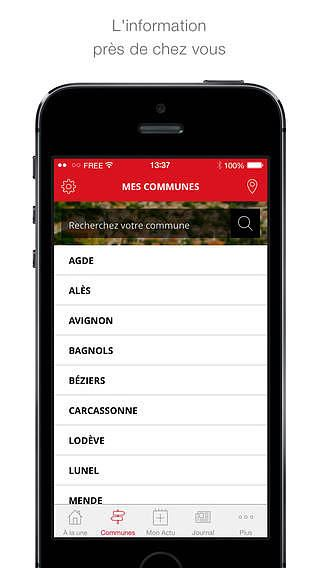 Midi Libre - l'app de l'actu et des news de votre région en dire pour mac
