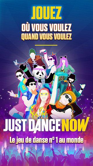 Just Dance Now pour mac