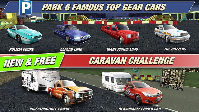 Top Gear Extreme Car Parking Gratuit Jeux de Voiture de Course pour mac