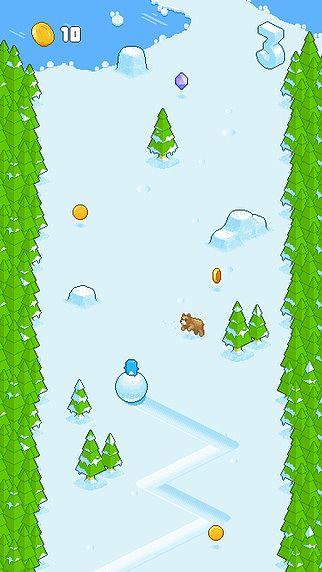 Snow Roll pour mac