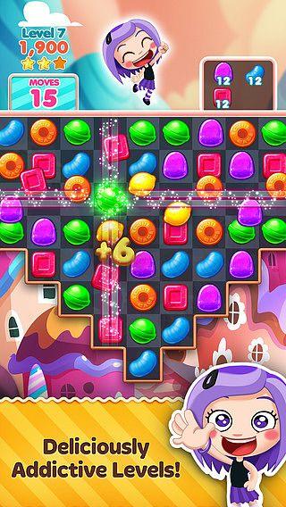 Viber Candy Mania pour mac