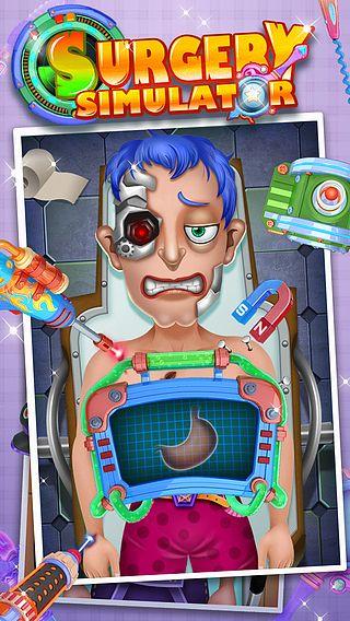 Chirurgie Simulator - Chirurgien Jeux pour mac