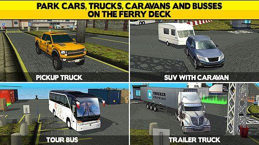 Ferry Port Car Parking Simulator - Gratuit Jeux de Voiture de Co pour mac