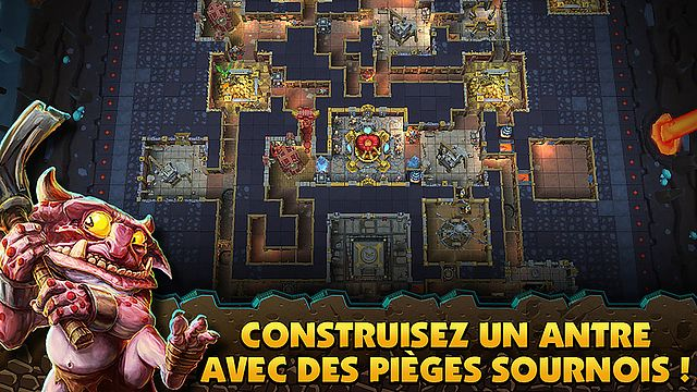 Dungeon Keeper pour mac