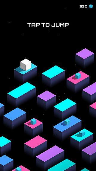 Cube Jump pour mac