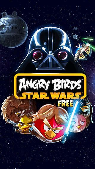Angry Birds Star Wars Free pour mac