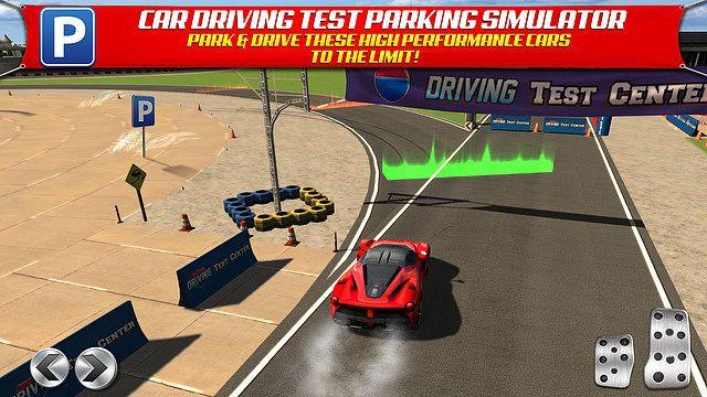 Car Driving Test Parking Simulator - Gratuit Jeux de Voiture de  pour mac