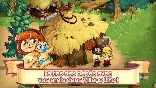 Village Life: Amour, Mariage et Bébés pour mac