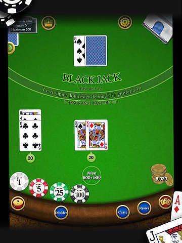 Mobilityware Blackjack