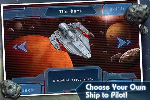 Asteroids: Gunner pour mac