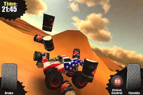 Monster Trucks Nitro with More Races! pour mac