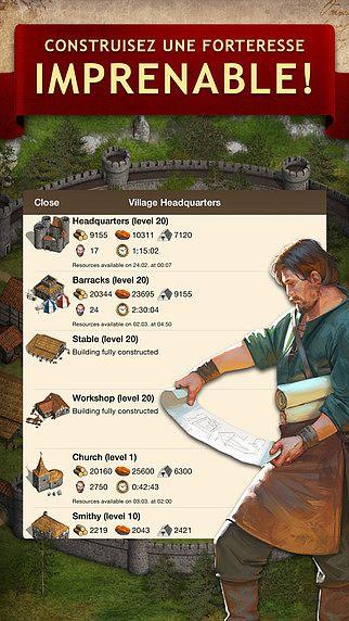 Guerre Tribale - Tribal Wars pour mac