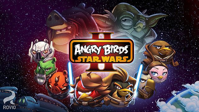 Angry Birds Star Wars II pour mac