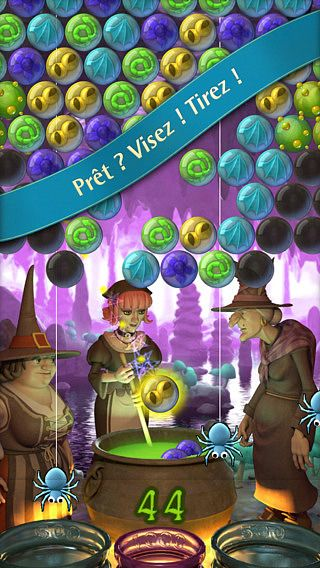 Bubble Witch Saga pour mac