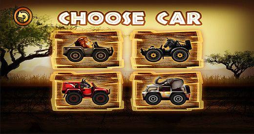 Safari Kid Racing pour mac