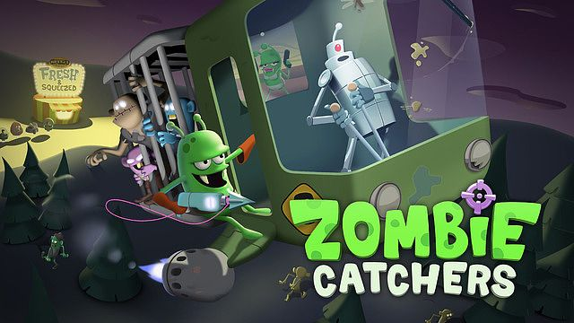 Zombie Catchers pour mac