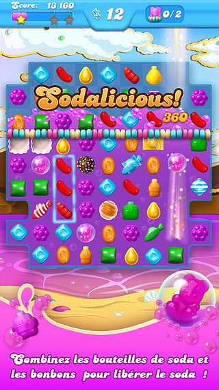 Candy Crush Soda Saga pour mac
