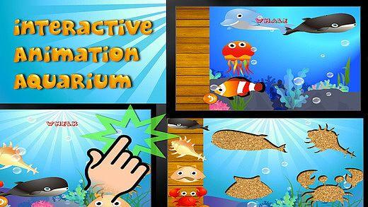 QCat - enfant océan animation interactive du monde jeu de puzzle pour mac