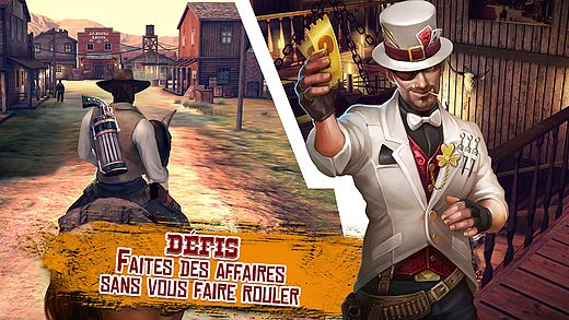 Six-Guns: Gang Showdown pour mac