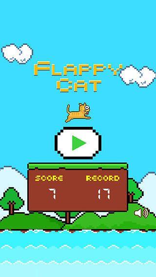 Flap Cat - attraper des poissons nrj pap pour mac