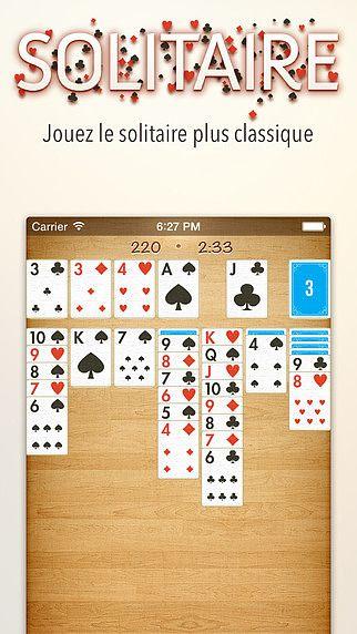 Solitaire - Jouez à une version de qualité du jeu de carte préfé pour mac
