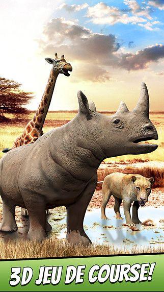 Animaux Jam - Jeu de Safari Course d Animal Gratuit pour Enfants pour mac