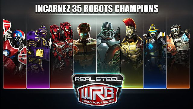 Real Steel World Robot Boxing pour mac