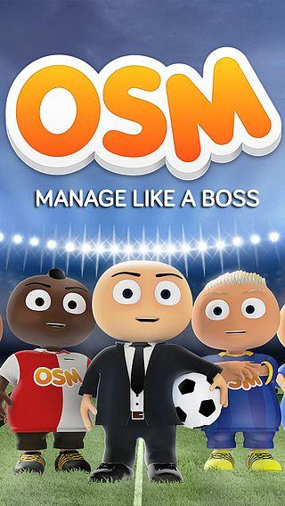 Online Soccer Manager (OSM) - Entraîne ton équipe de foot préfér pour mac
