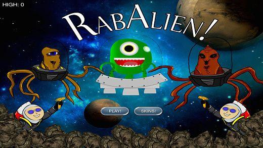 Rabalien - Un Whack Ultimate Game avec le lapin et Alien Combo pour mac
