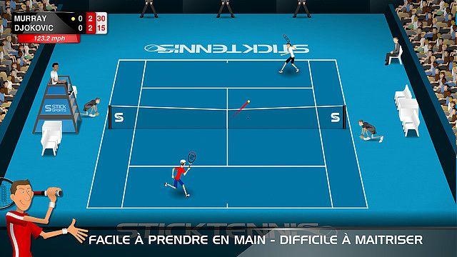 Stick Tennis pour mac