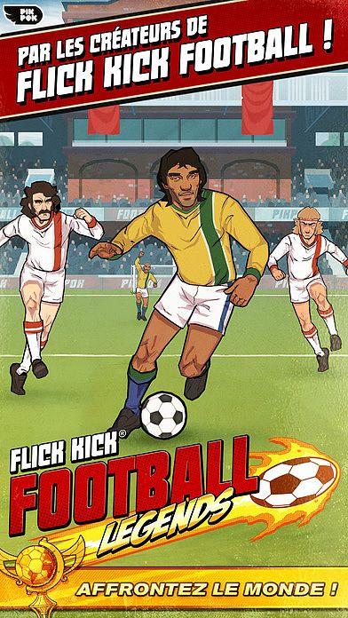Flick Kick Football Legends pour mac