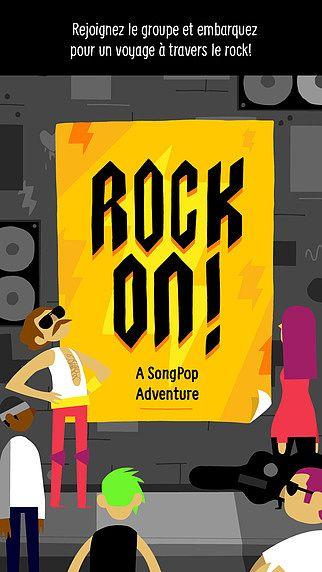 Rock On - A SongPop Adventure pour mac