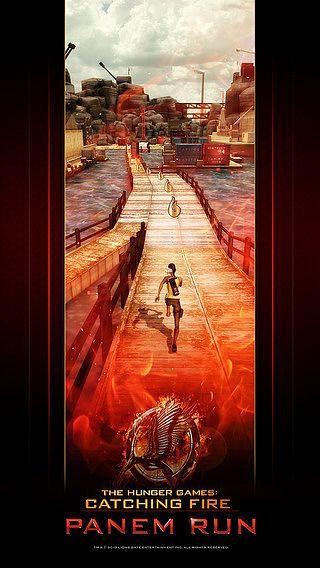 Hunger Games: Catching Fire - Panem Run pour mac