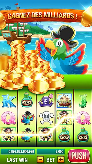 Slots Vacation - FREE Casino Slot Machine Game with Progressive  pour mac