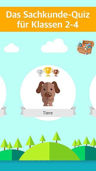 SachMeister - Das Kinder Quiz und Lernspiel für die Grundschule pour mac