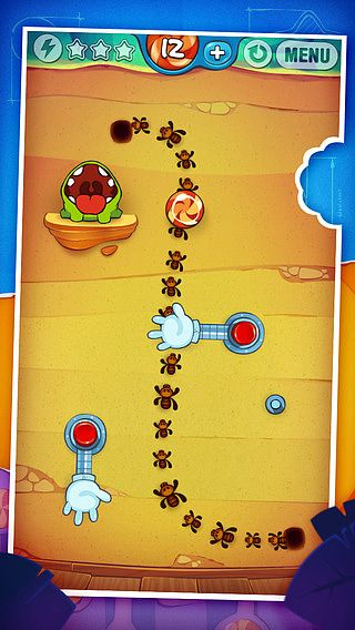 Cut the Rope: Experiments Free pour mac