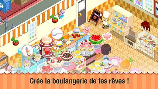 Bakery Story pour mac