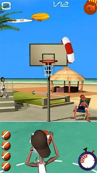 Basketball Shooting Stars pour mac