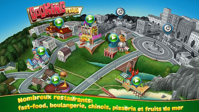 Cooking Fever pour mac