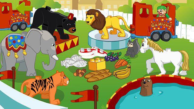 LEGO® DUPLO® Circus pour mac