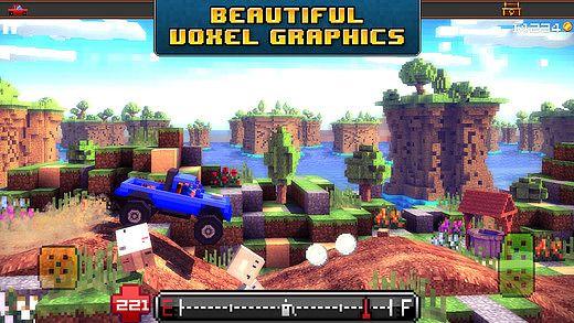 Blocky Roads pour mac
