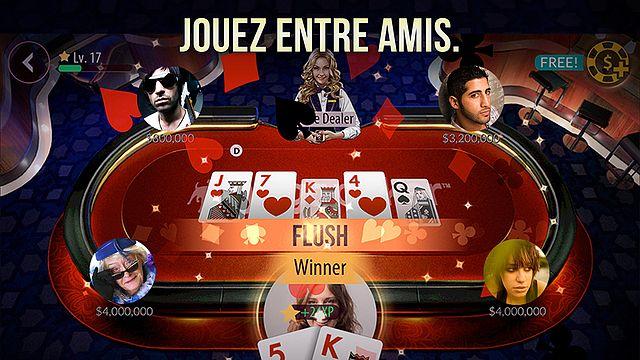 Zynga Poker - Texas Holdem (Jeu de Casino) pour mac