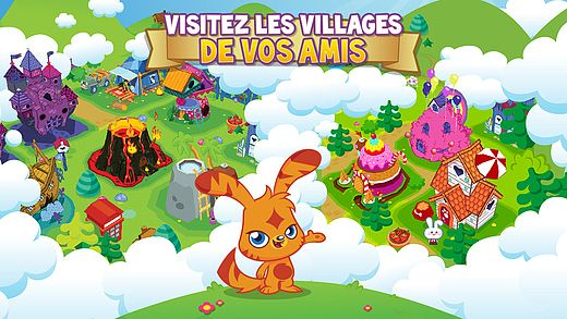 Moshi Monsters Village pour mac