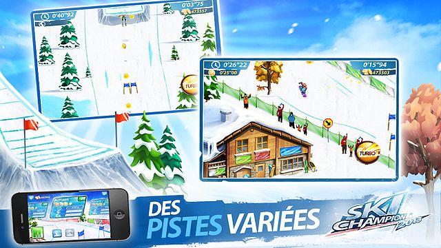 Ski Champion pour mac
